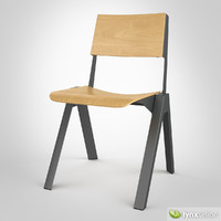 3ds max uniform chair