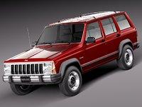 Jeep Cherokee 1984–1996