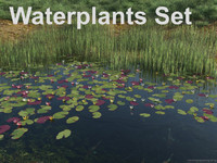 Waterplant Set