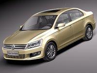 Volkswagen Santana 2014