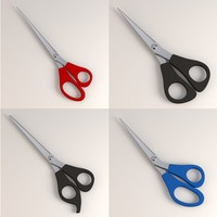 3ds scissors set