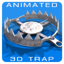 3d trap animations