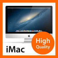 new apple imac 27 3d 3ds