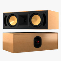 3ds klipsch reference rc62