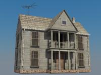 3dsmax mansion