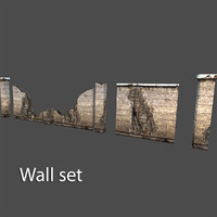 maya wall set