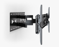 3d rigged tv mount