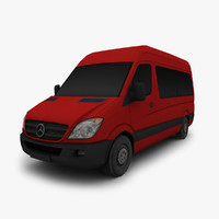 mercedes benz sprinter van max