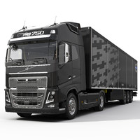 VOLVO FH16 (2013)