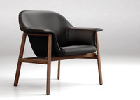 Classicon Sedan leather/seat armchair 2013