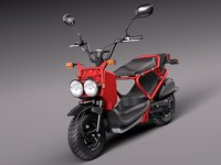 3ds honda 2013 scooter ruckus