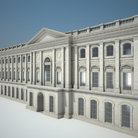 Classical Style Building #2
