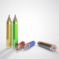 3ds max pencil