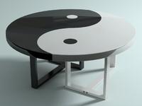 Yin Yang Table
