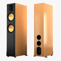 3ds max klipsch reference rf82