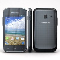 c4d samsung galaxy discover cellphone