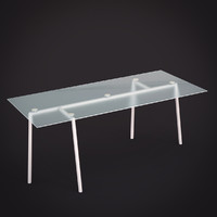 3ds max plateaux table topdeq