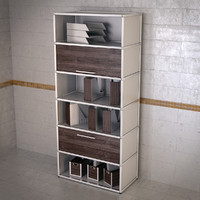 Topdeq Spinoff shelving