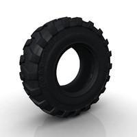 3d model tyres tire