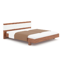 bed wood wooden