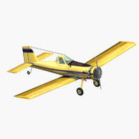 agricultural air tractor at-301 3ds