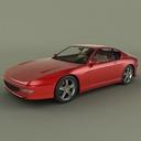ferrari 456 GT 3D models