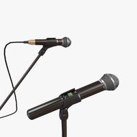 Shure SM58 Microphones