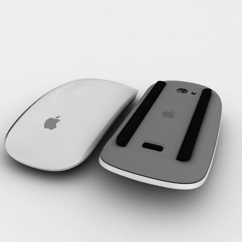 how to open apple wireless mouse