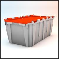 Plastic Crate_Tote