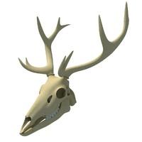 deer skull lwo
