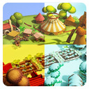 3d model farming seasons -