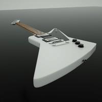 Guitar epiphone 1958 korina