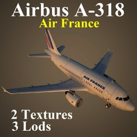 3d airbus afr