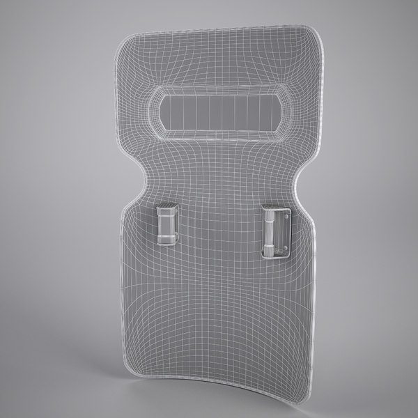 police shield 3d max - shield... by C A Design Services 3D Team UK