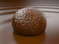 3ds max bonbon chocolate 2