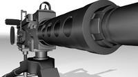M2HB Machine Gun