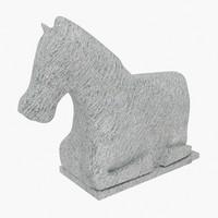 antic horse max