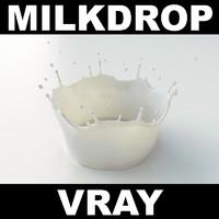 Milk Drop 4