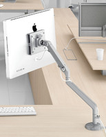 3d model humanscale m2 monitor arm