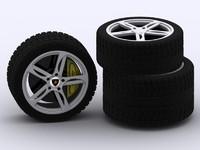 wheel lamborghini max