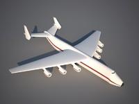antonov an-225 mriya 3d 3ds