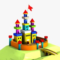 Cartoon Castle (2)