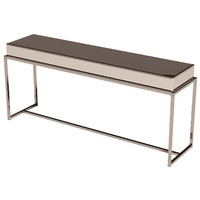 eichholtz table console beverly hills 3d 3ds