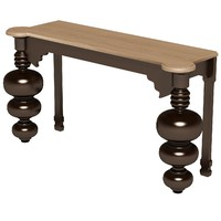 eichholtz table console mayfair 3d 3ds