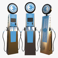 maya electric car charging station