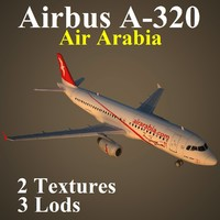 airbus aby 3d model