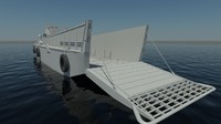 Landingcraft LCM3