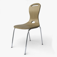 oslo chair design 3ds