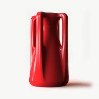 Teco Prairie Vase