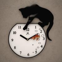 3ds max fxb wall clock